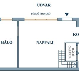Eladó  téglalakás (<span class='notranslate'>Budapest, VI.  </span>kerület) 39,9 M   <span class='notranslate'>Ft</span>