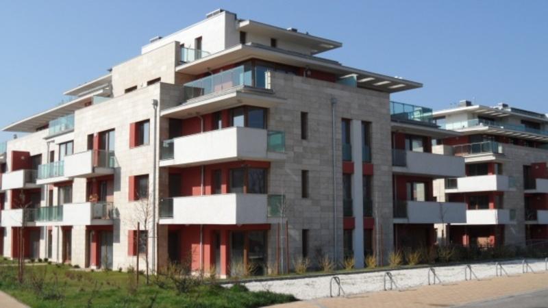 Szép környezet, jó beosztású, új lakások a XI. kerületben, Budapest, XI. kerület, Kőérberek