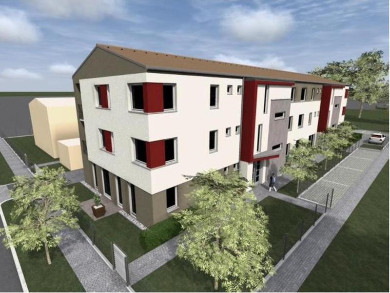 Hegyeshalomban új építésű lakások, garázsok, üzletek eladók!, Győr-Moson-Sopron megye, Hegyeshalom