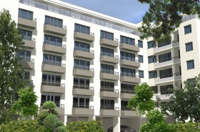 Angyalföldi 54 lakásos ház
