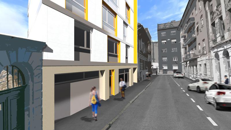 H5 Residence, Budapest, VIII. kerület, Józsefváros (Nagykörúton belül)