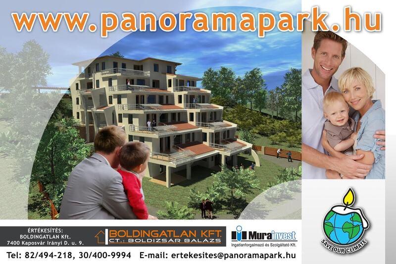 Panorámapark, Somogy megye, Kaposvár