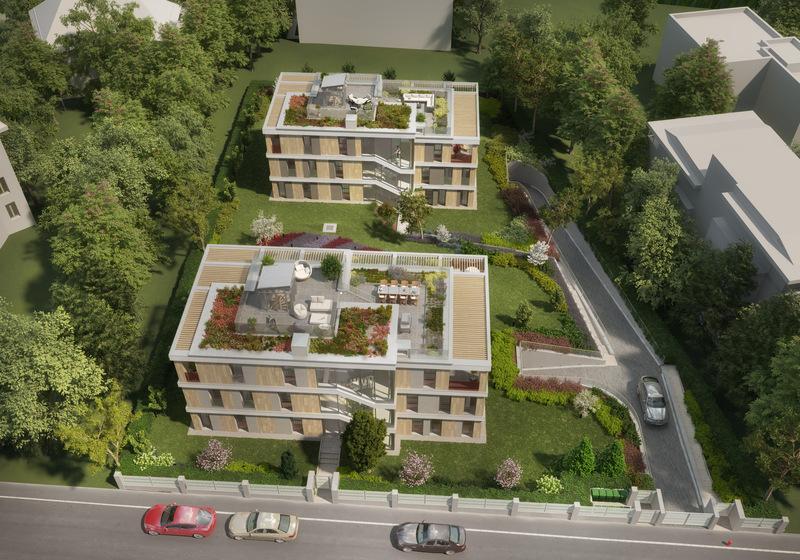 Szemlőhegyi Társasház, Budapest, II. kerület, Szemlőhegy