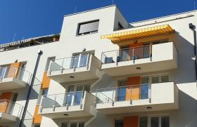 Angyalföldi 22 lakásos Társasház