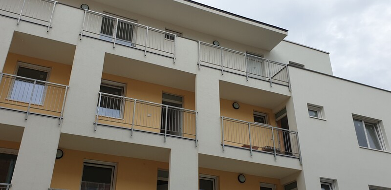 Angyalföldi 22 lakásos Társasház, Budapest, XIII. kerület, Angyalföld