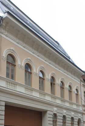20 lakásos Társasház Középső-Ferencvárosban